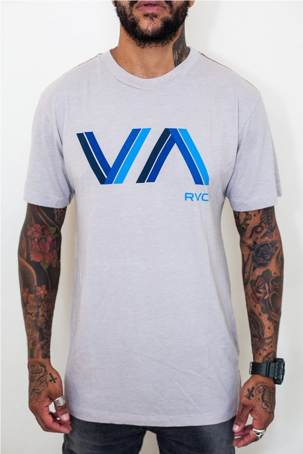 Camiseta RVCA VA Divide 1