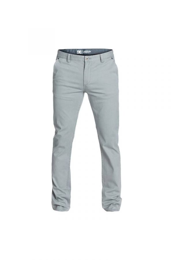 Calça DC Borough Mike Taylor Grey 2