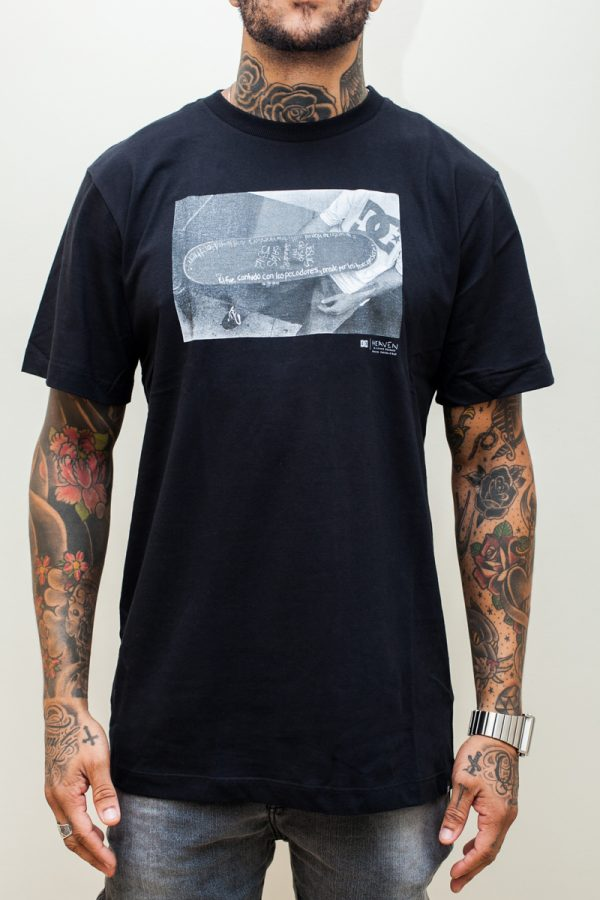 Camiseta DC Lennie Grip 1