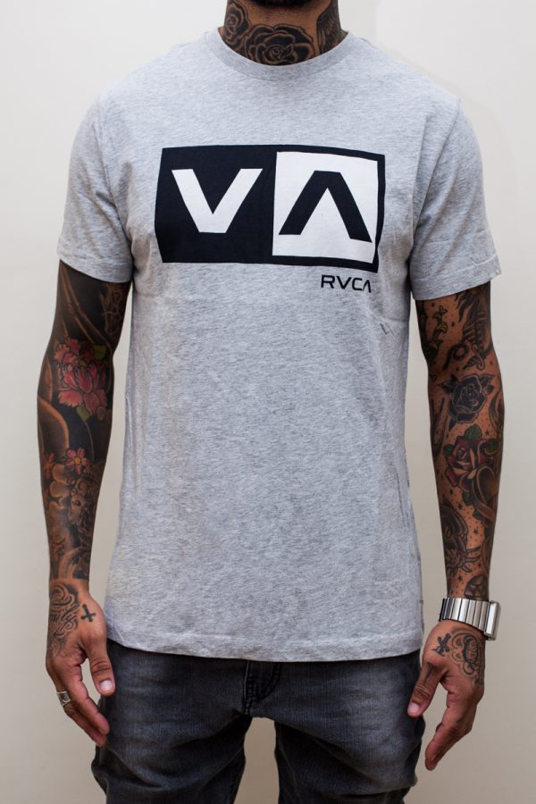 Camiseta RVCA Balance Box Mix 1