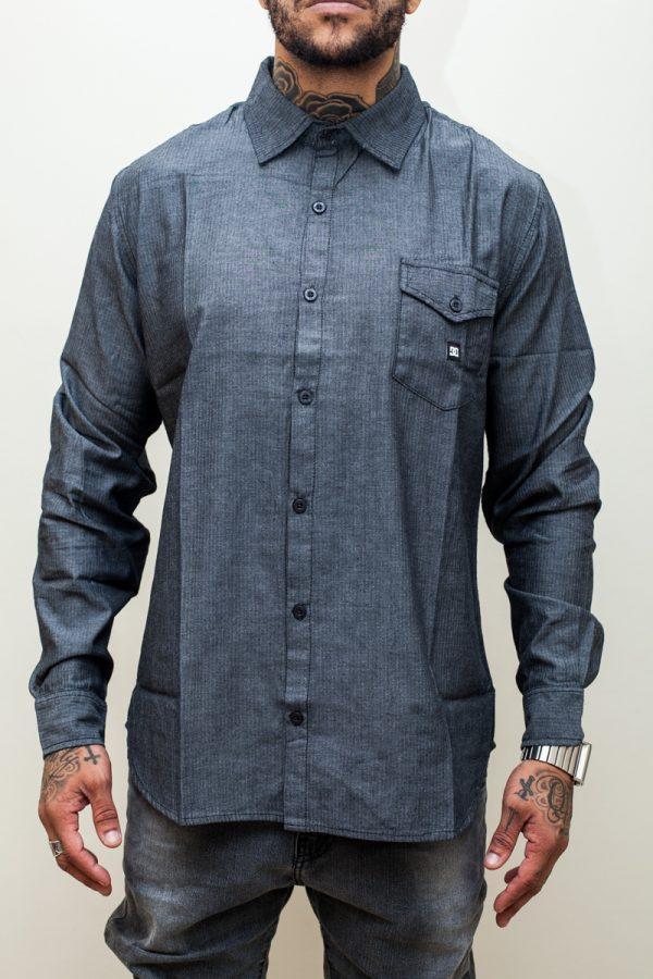 Camisa DC Anvil Black 1