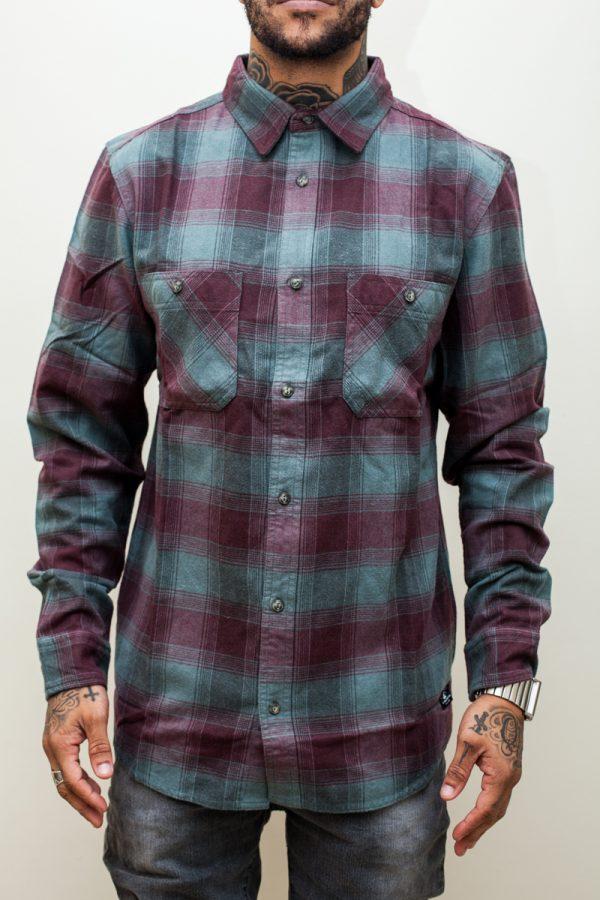 Camisa Xadrez DC Richmond - 1 1