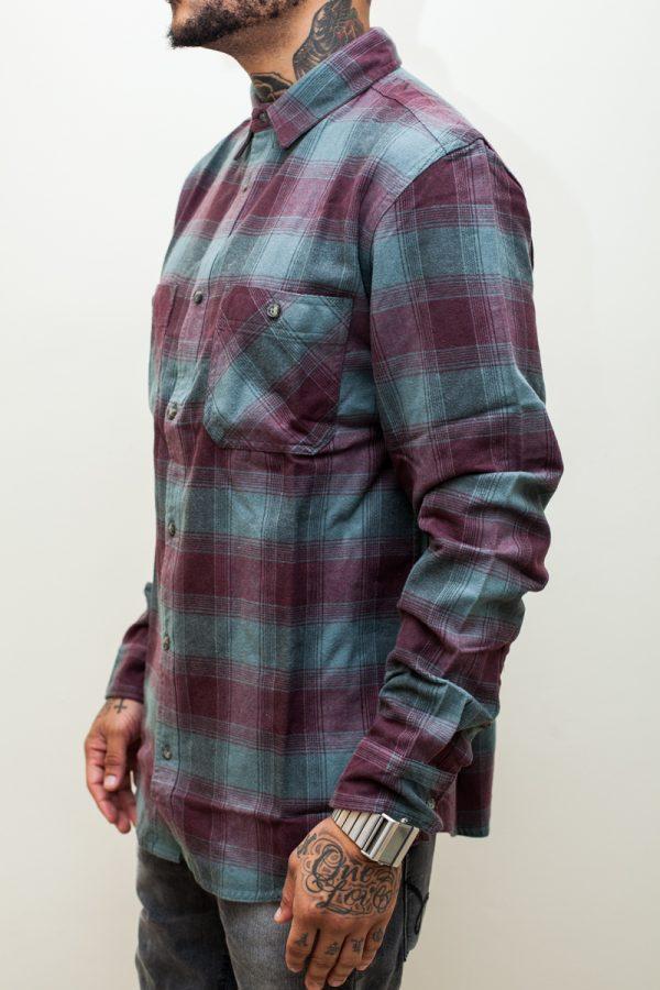 Camisa Xadrez DC Richmond - 1 2