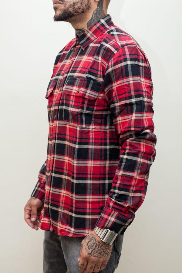Camisa Xadrez DC Lamper Wes Kremer 2