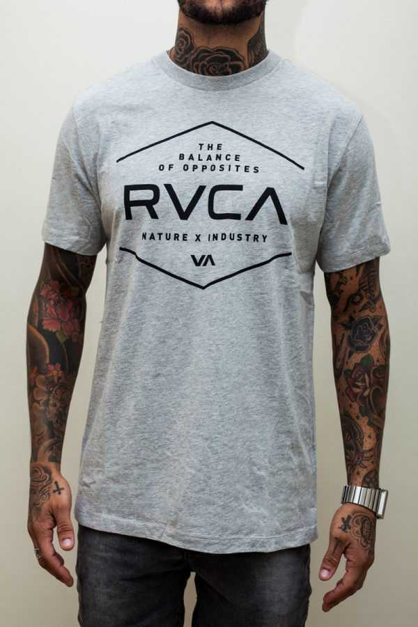 Camiseta RVCA Pure Mix 1