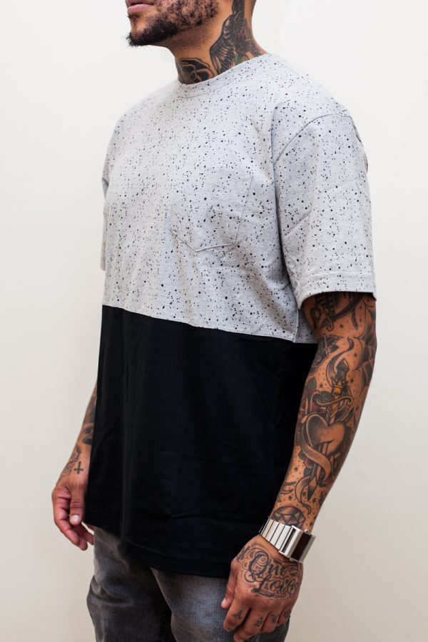 Camiseta DC Rob Dyrdek Stencil - 1 2