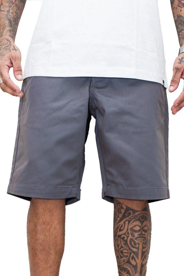 Bermuda RVCA Weekender Grey 2