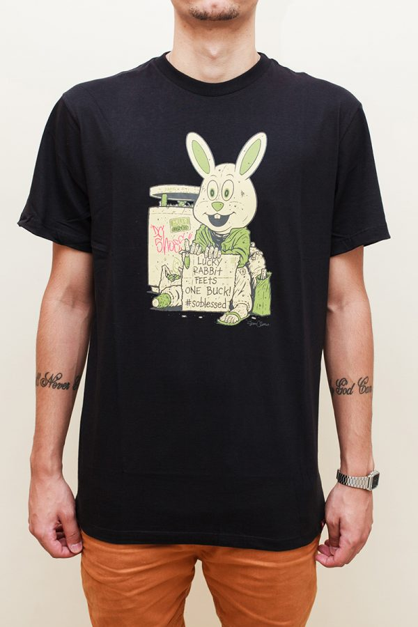 Camiseta DC Core Cliver Bunny - 1 1