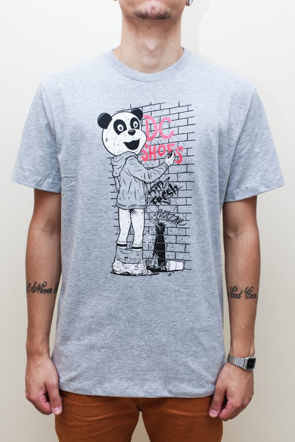 Camiseta DC Core Cliver Panda - 2 1