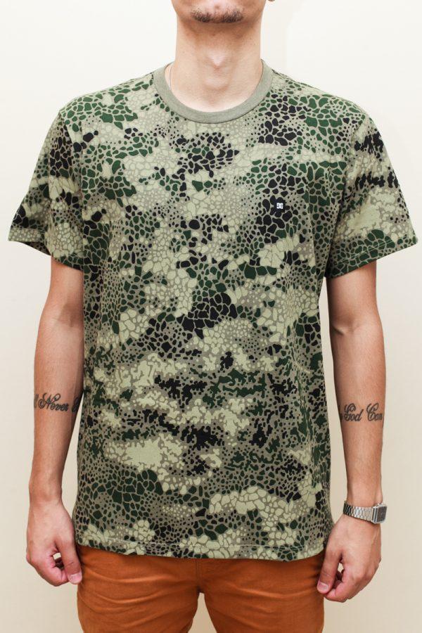 Camiseta DC Full Camo II - 1 1