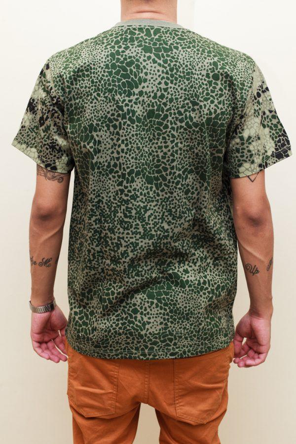 Camiseta DC Full Camo II - 1 2