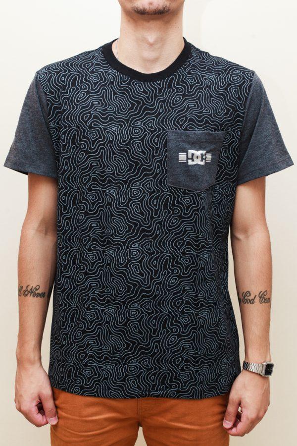 Camiseta DC Rob Dyrdek Topo Map - 2 1
