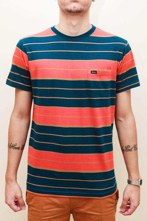 Camiseta RVCA Diffide - 1 1