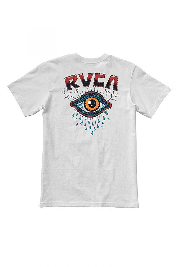 Camiseta RVCA Teardrops - 1 3