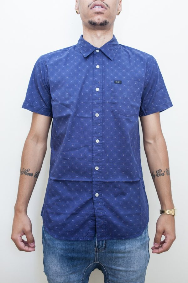 Camisa RVCA Satisfaction 2 1