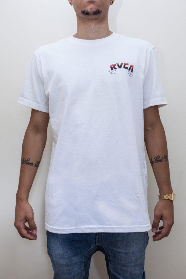 Camiseta RVCA Teardrops - 1 1