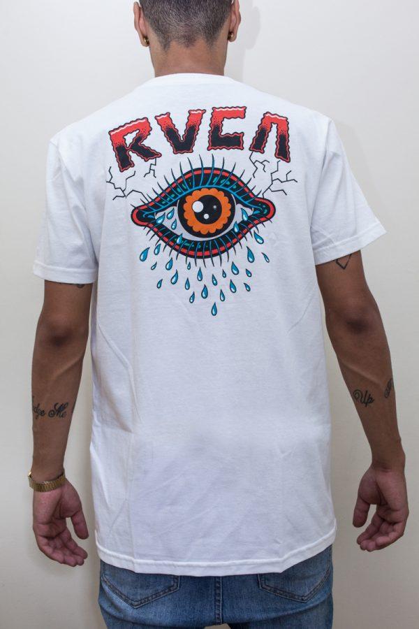 Camiseta RVCA Teardrops - 1 2