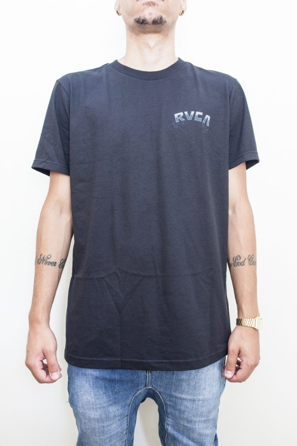 Camiseta RVCA Teardrops - 2 1