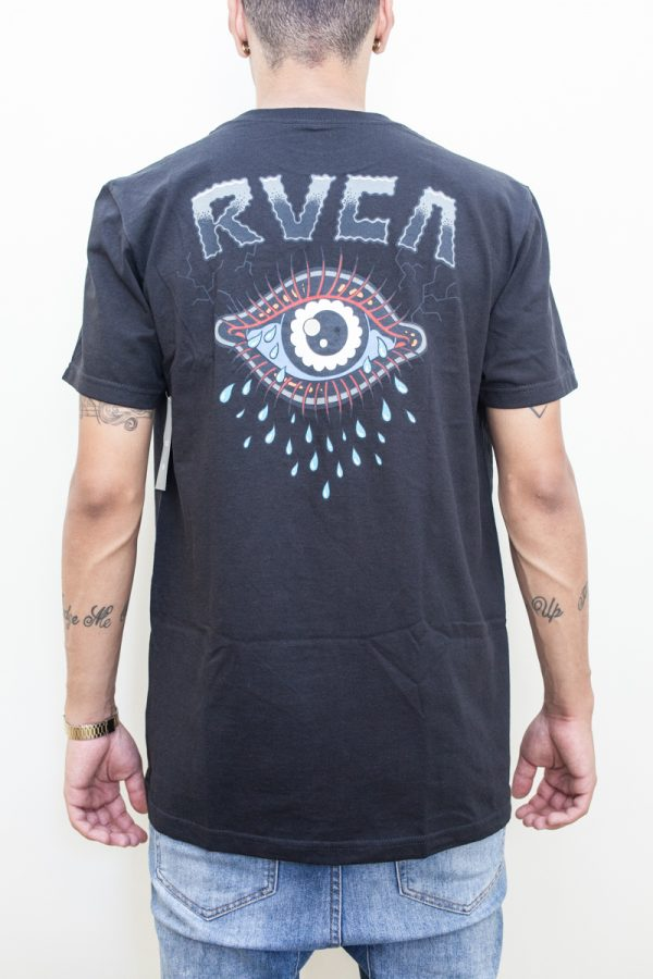 Camiseta RVCA Teardrops - 2 2