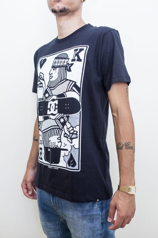 Camiseta DC X 123Klan King Card - 2 2