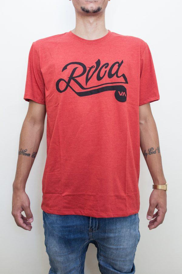 Camiseta RVCA Inscribe - 1 1