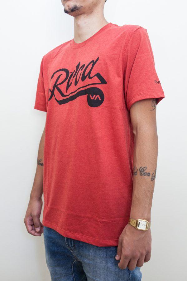 Camiseta RVCA Inscribe - 1 2