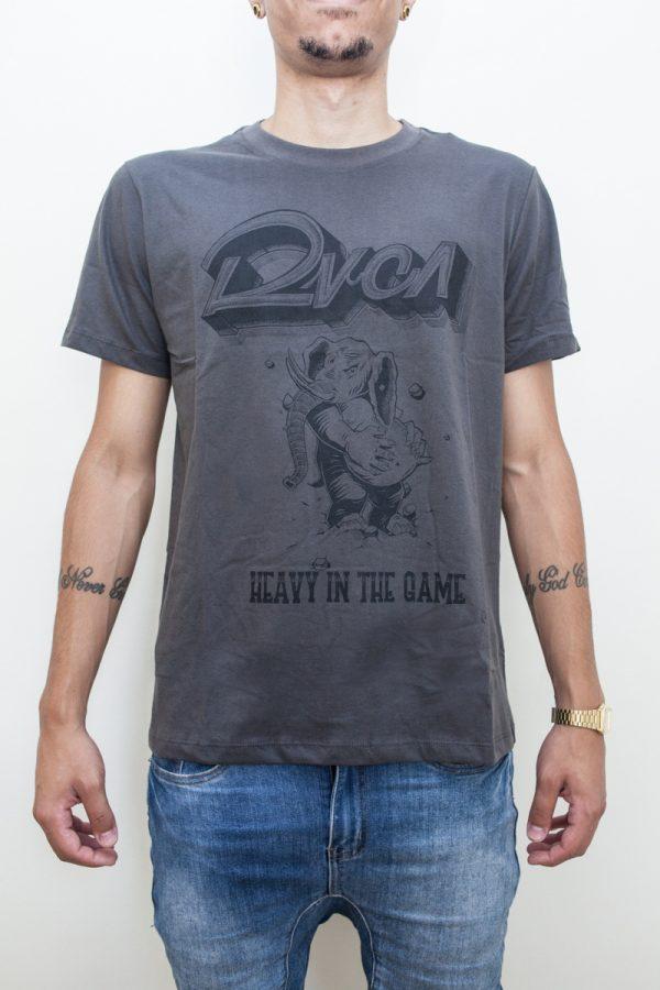 Camiseta RVCA Heavy - 2 1