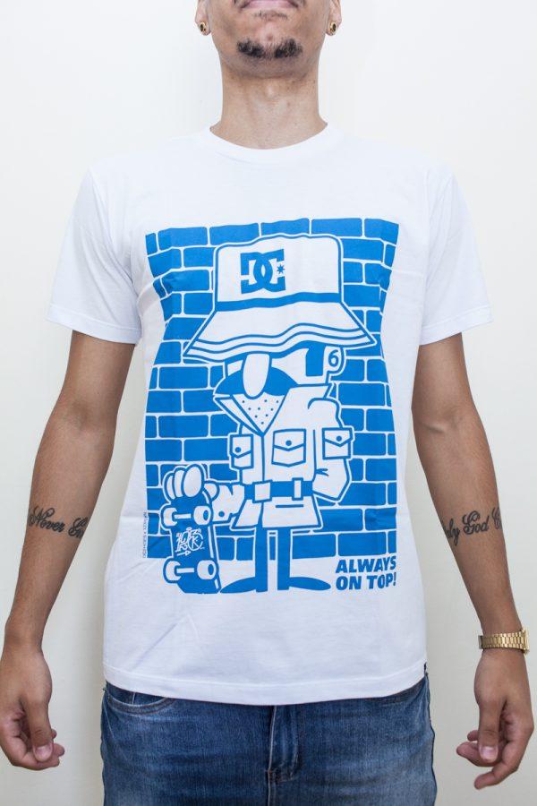 Camiseta DC X 123Klan Investigate - 1 1