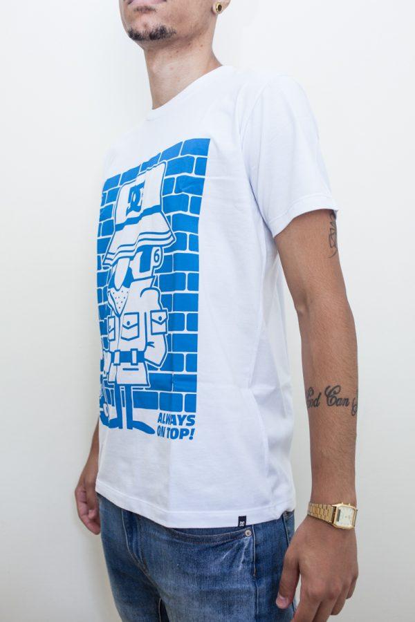 Camiseta DC X 123Klan Investigate - 1 2