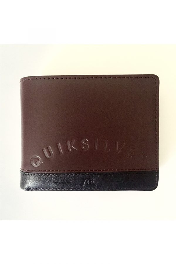 Carteira Quiksilver Money - 2 1