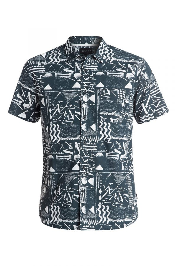 Camisa Quiksilver Labyrinth - 1 2