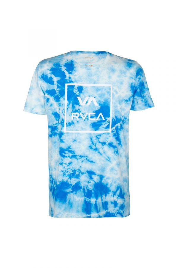 Camiseta RVCA All The Way Washed - 1 2