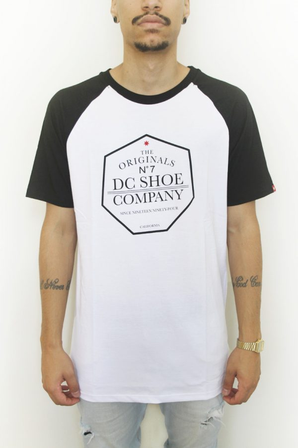Camiseta DC Core Raglan - 1 1