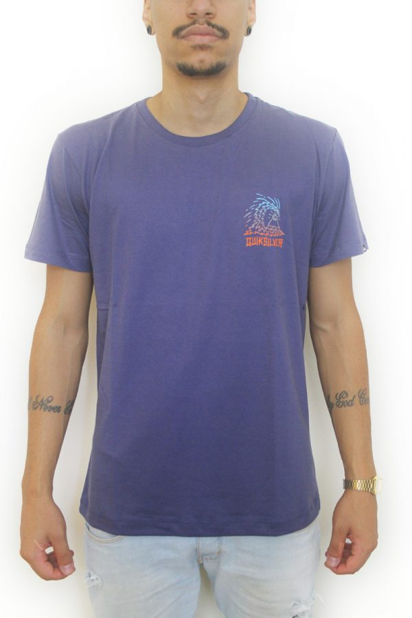 Camiseta Quiksilver Faded Out - 2 1