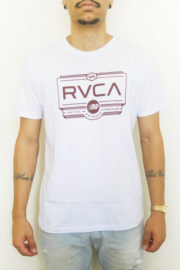 Camiseta RVCA Woodwork - 1 1