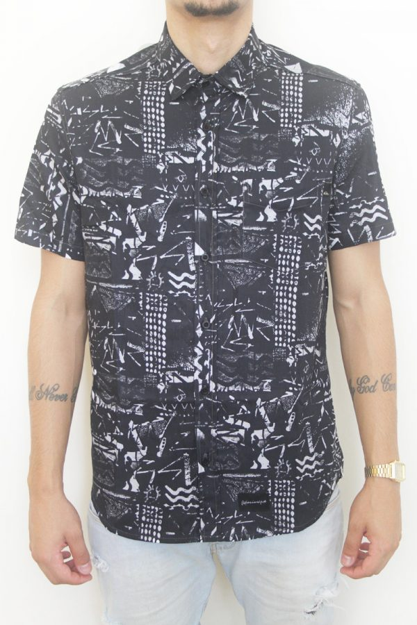 Camisa Quiksilver Labyrinth - 1 1