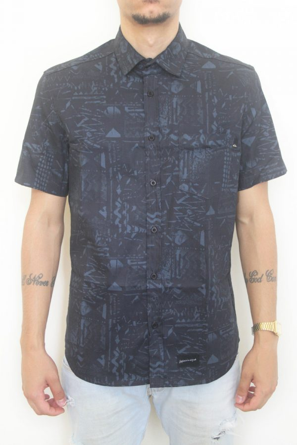 Camisa Quiksilver Labyrinth - 2 1