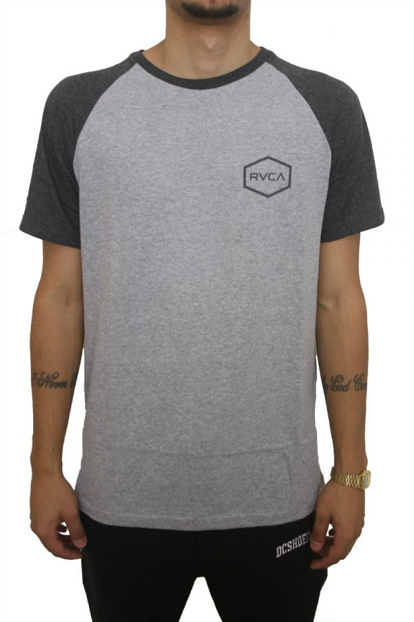 Camiseta RVCA Hexed 1