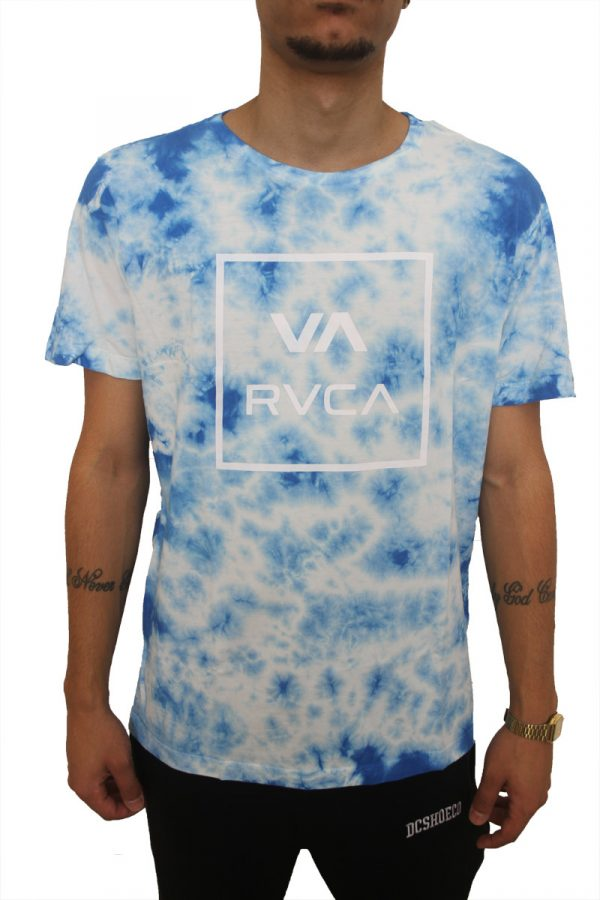 Camiseta RVCA All The Way Washed - 1 1
