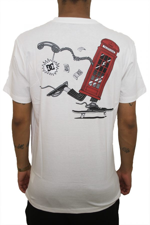 Camiseta DC Kiosk - 1 2