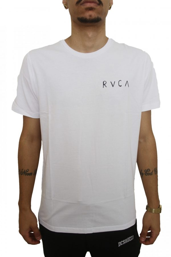 Camiseta RVCA Skull Teller - 1 1