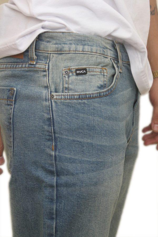 Calça Jeans RVCA Fix It 3