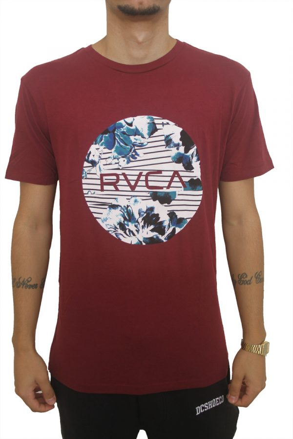 Camiseta RVCA Southeastern Motors 1