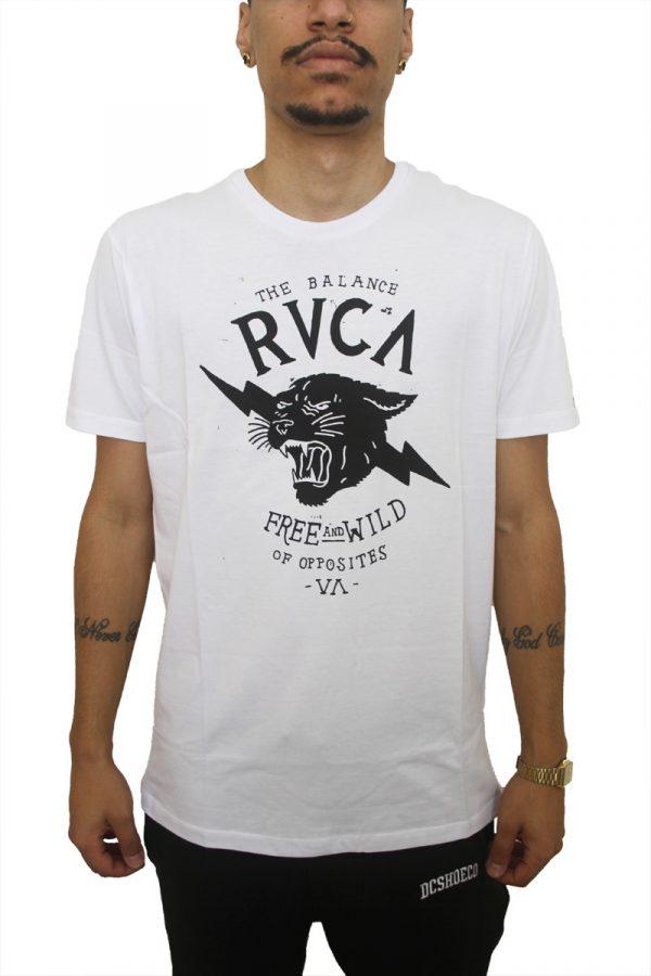 Camiseta RVCA Free And Wild - 1 1