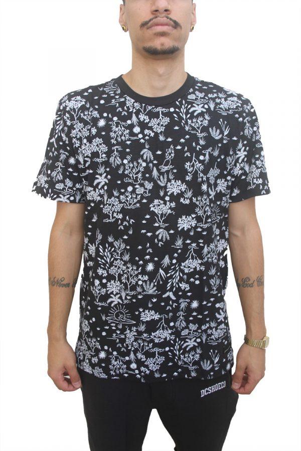 Camiseta Quiksilver Garden 1