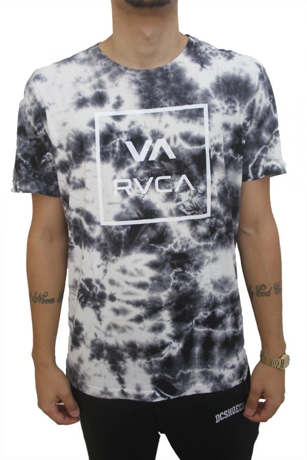Camiseta RVCA All The Way Washed - 2 1
