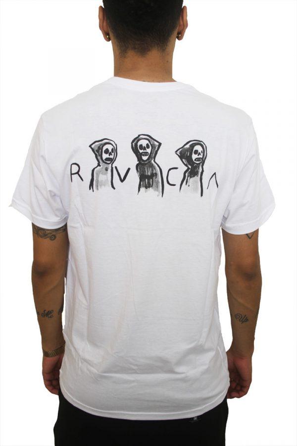Camiseta RVCA Grim - 1 2