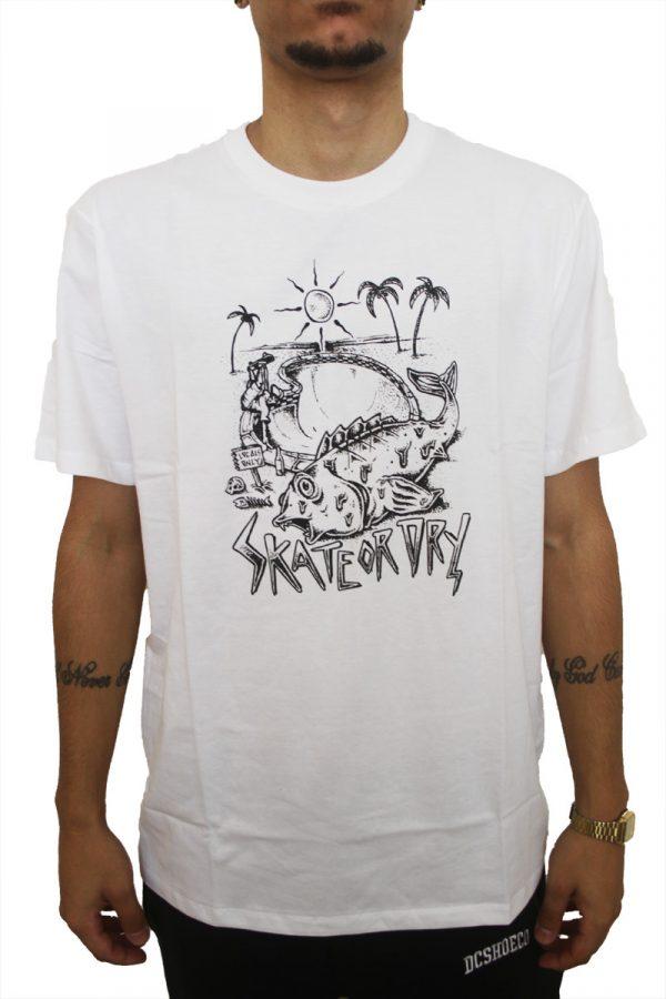Camiseta DC Skate Or Dry - 1 1