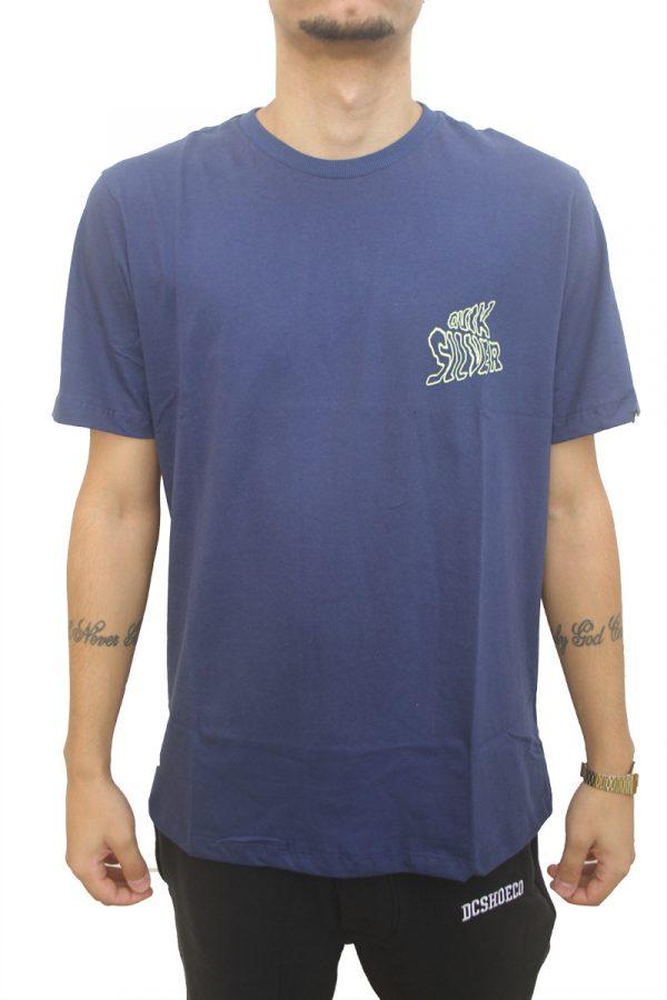 Camiseta Quiksilver Bones Crew - 2 1