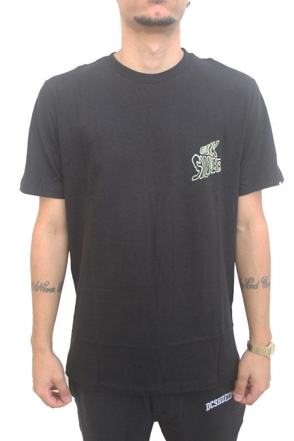 Camiseta Quiksilver Bones Crew - 1 1